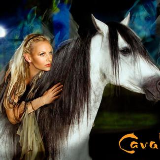Cavalia - Cirque du Soleil Production Images