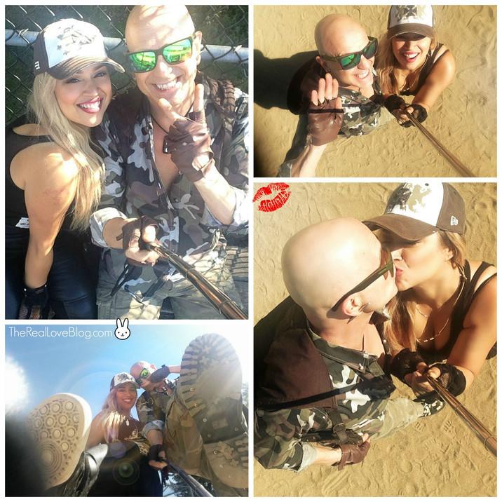 Couple selfies! We do it too!