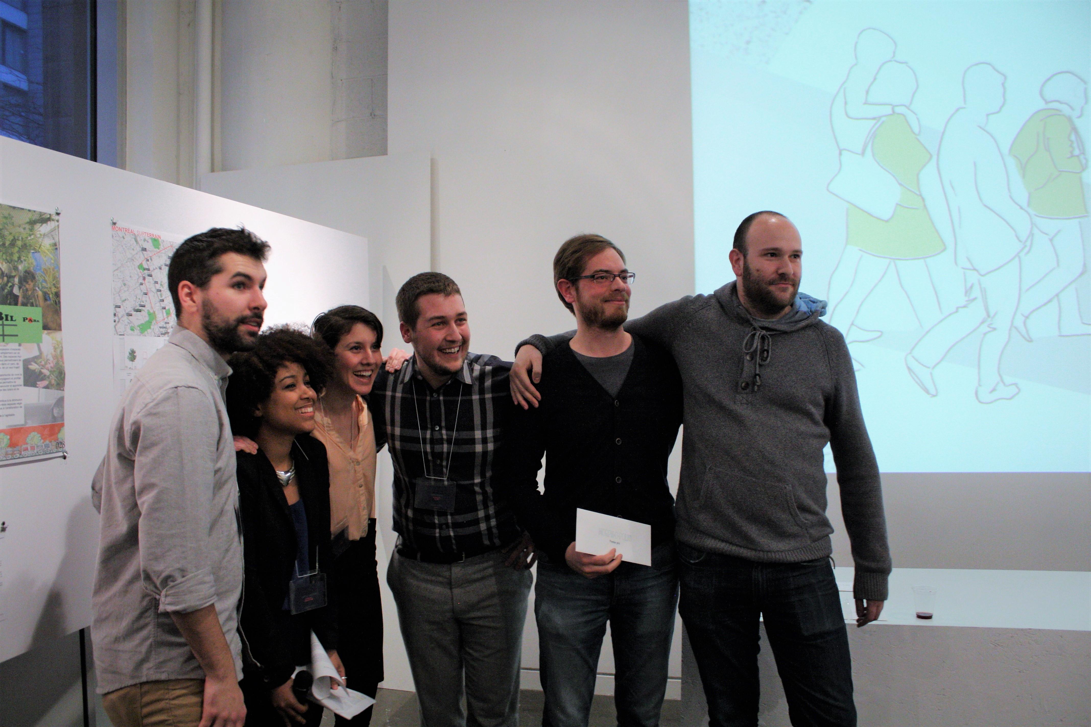 Premier prix : « CANO »