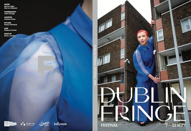 Dublin Fringe Festival Campaign