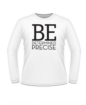 Be Determined Long Sleeve