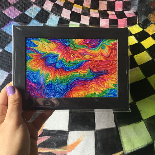 Rainbowism Mini Print