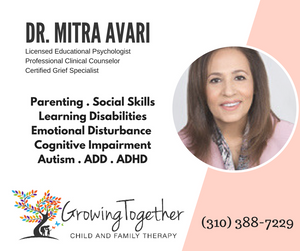 DR. MITRA AVARI - EDUCATIONAL PSYCHOLOGIST