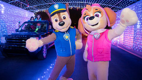 Giveaway to Winter Fest OC: Nights of Lights With Paw Patrol!