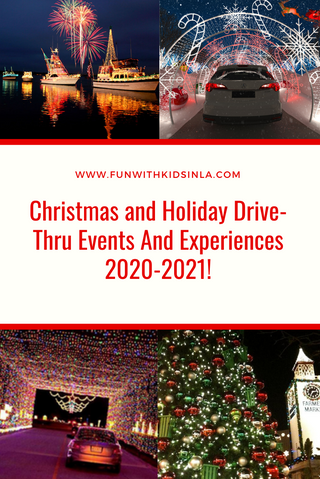 East Coast Christmas On The Parkway 2021 Christmas And Holiday Drive Thru Events And Experiences 2020 Fun With Kids In La