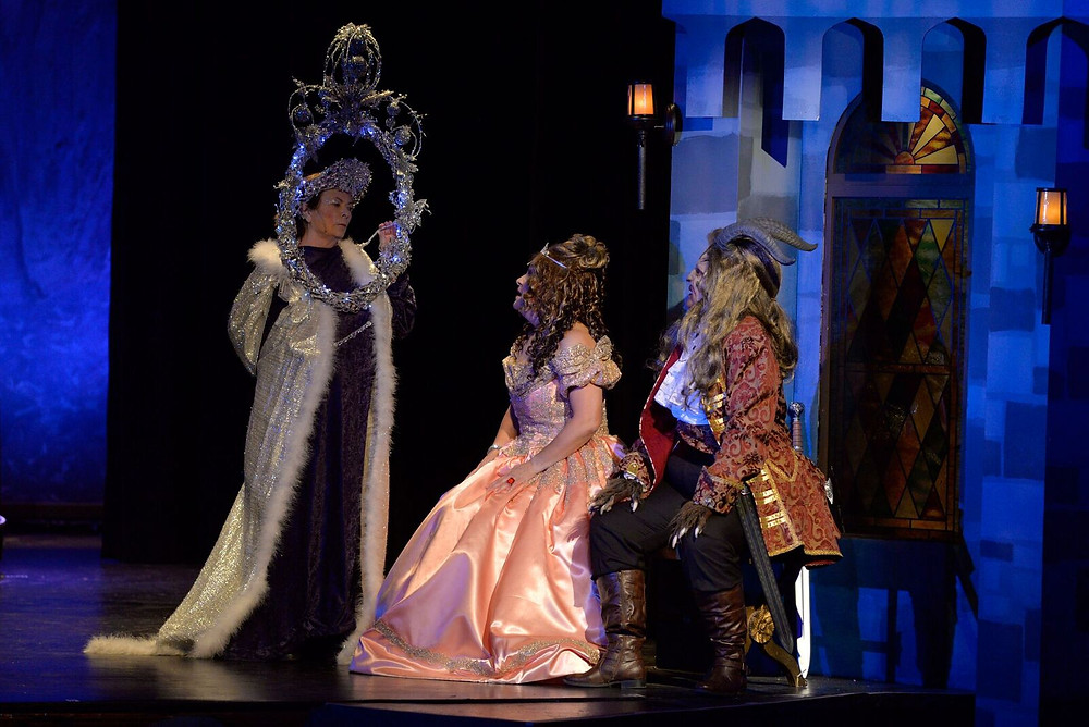 BEAUTY AND THE BEAST - GIVEAWAY - FUN WITH KIDS IN LA