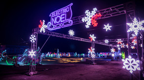 Electric Noel's Family-Fun, Safe Drive-Thru Experience For the Holidays!