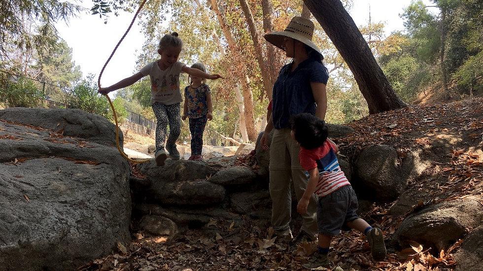 Aventuras Forest School