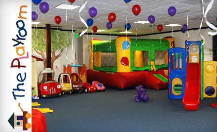 The Playroom Indoor Playground & Party Place