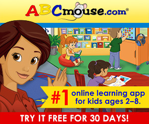 ABCmouse FREE FOR 30 DAYS - FUN WITH KIDS IN LA