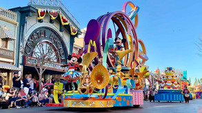 Disneyland Park Welcomes its First All-New Daytime Parade in Almost a Decade!