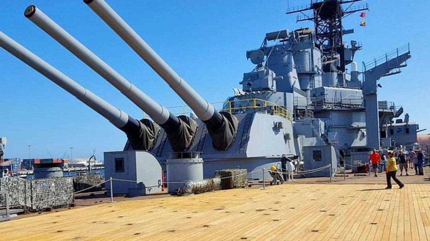 Battleship Iowa Museum & Tours