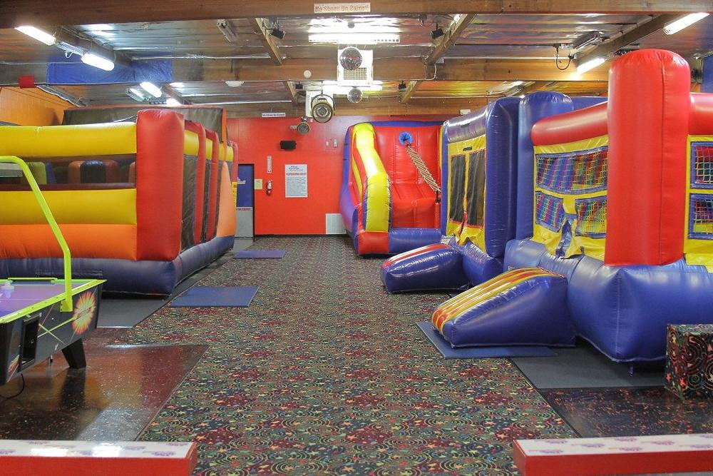 The Jump Around Indoor Playground