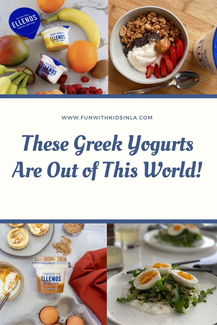Ellenos Greek Yogurts