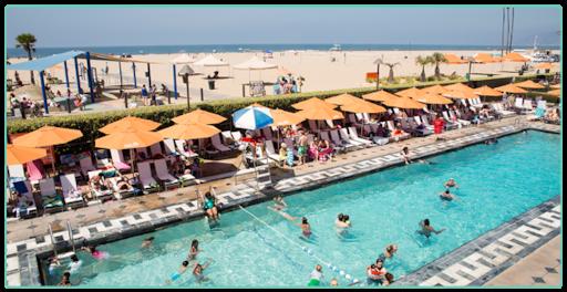Annenberg Beach Community Pool, Santa Monica, Fun With Kids in LA, Summer Fun With Kids