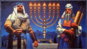 Maccabees: A Hanukkah Drive Thru Experience!