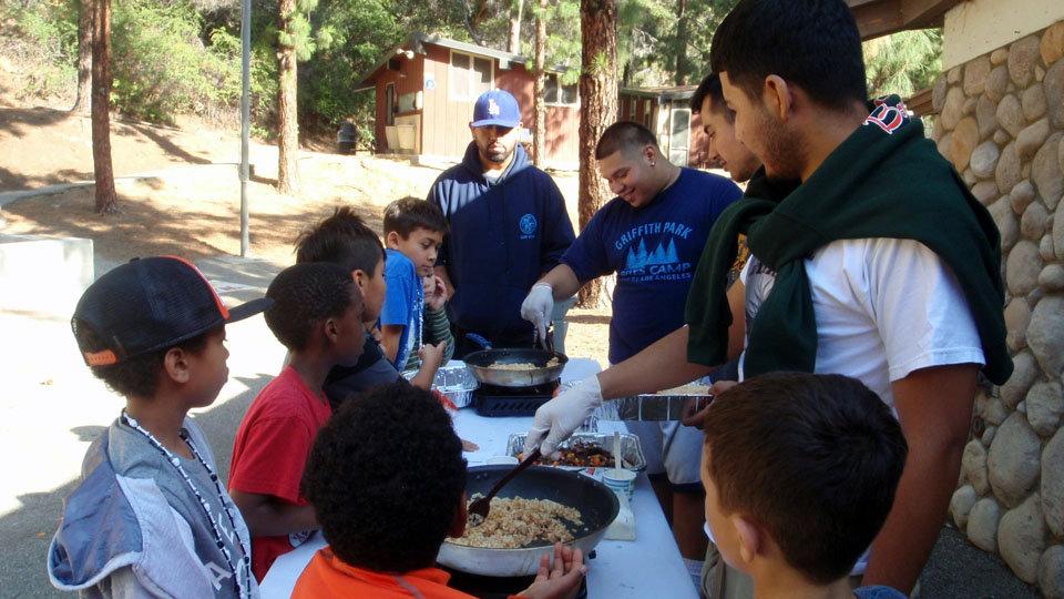 Griffith Park Boy's Camp