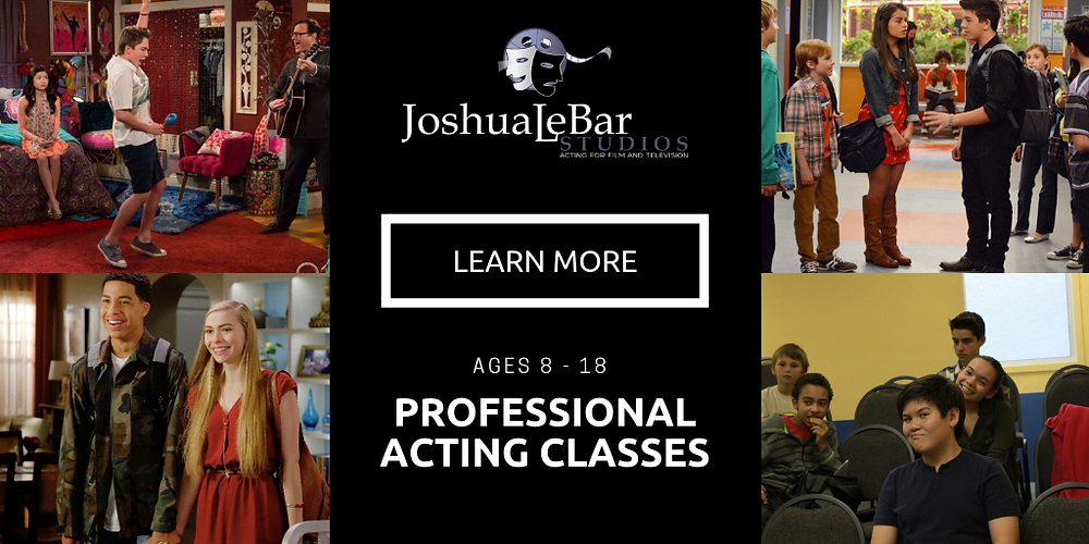 JOSHUA LEBAR STUDIOS - PROFESSIONAL ACTING CLASSES - FUN WITH KIDS IN LA
