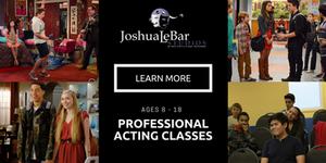 JOSHUA LEBAR STUDIOS - PROFESSIONAL ACTING CLASSES - FUN WITH KIDS IN LA