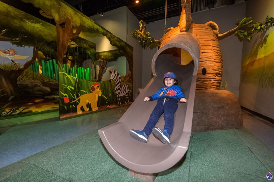 Lion Garud, Discovery Cube Orange County, Fun With Kids in LA
