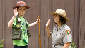 All You Need To Know About Becoming A Junior Ranger!