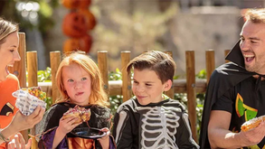 Taste of Fall-O-Ween Comes to Knott's Berry Farm!