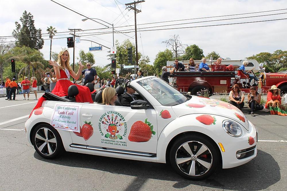 Strawberry Festival, Parade, Fun With Kids in LA