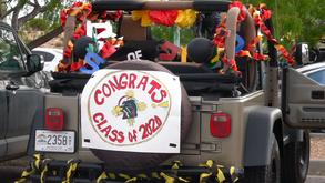 How To Organize A Car Parade Graduation Celebration!