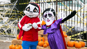 Outside Cinemas Presents Kids Fest On Halloween Night!