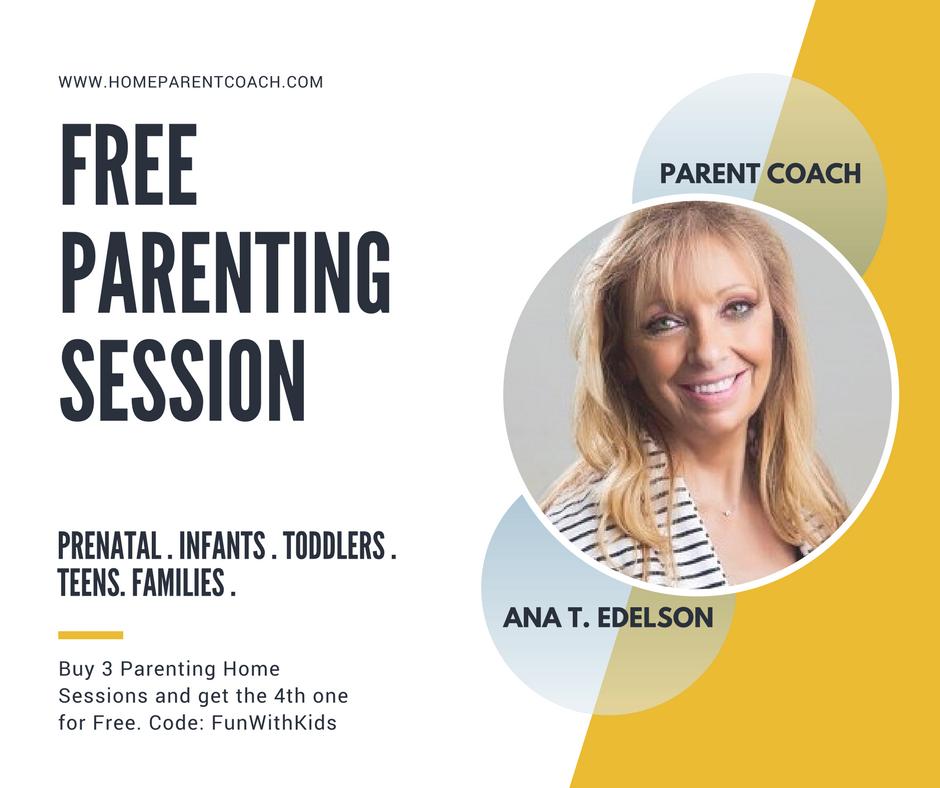 Home Parent Coach, Prenatal, Infants, Toddlers, Teens, Families, Parenting