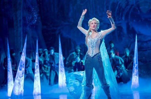 Disney Frozen The Broadway Musical - Pantages Theatre Hollywood