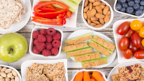 50 Healthy Snack Ideas to Sneak Into Your Kid's Diet!