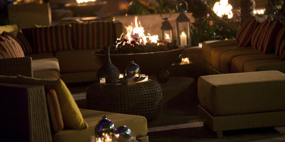Fire pit - Renaissance Indian Wells Resort & Spa