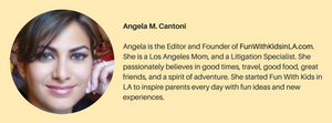 FUN THINGS TO DO WITH KIDS IN LA - ANGELA M. CANTONI