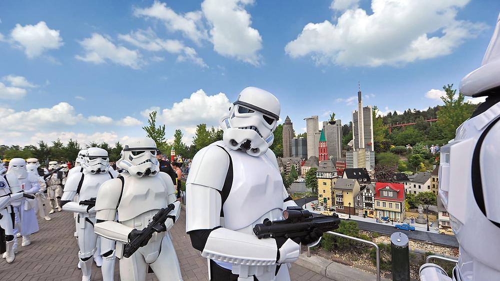 Legoland Star War Days, Fun With Kids in LA