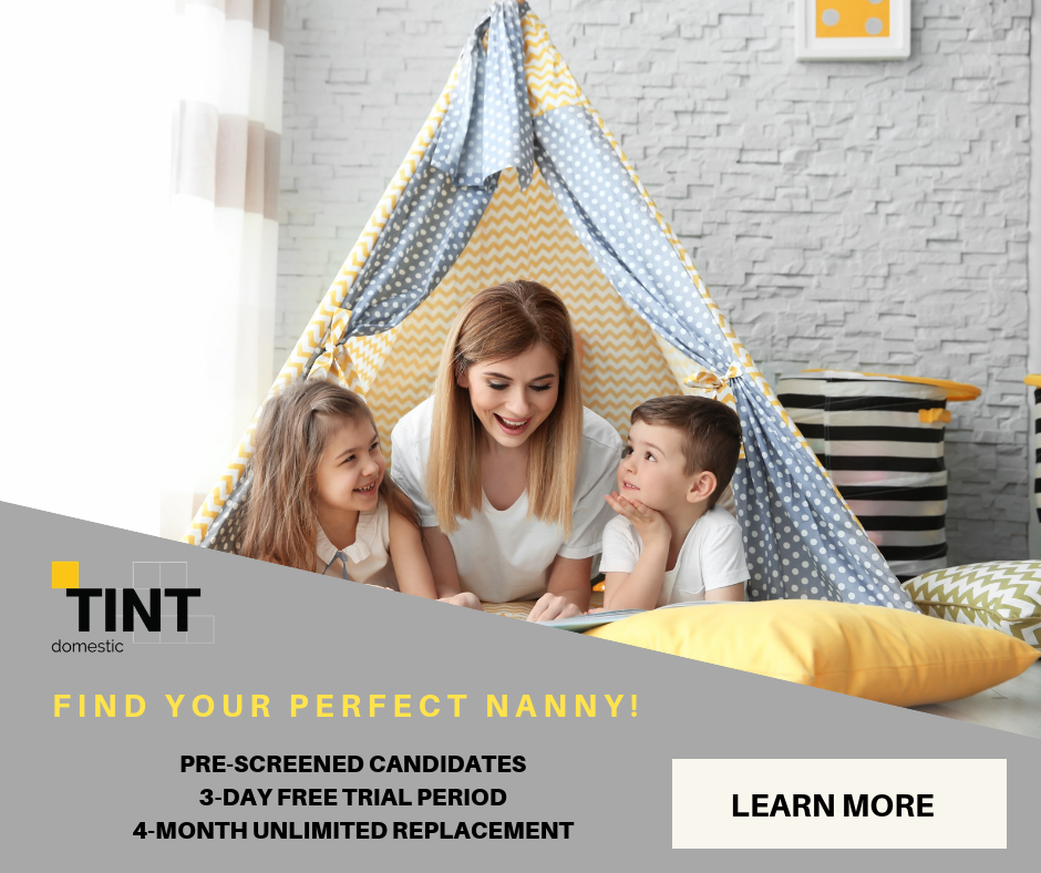 NANNY AGENCY - TNT - FUN WITH KIDS IN LA