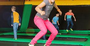 Best Indoor Trampoline Playgrounds in Los Angeles!