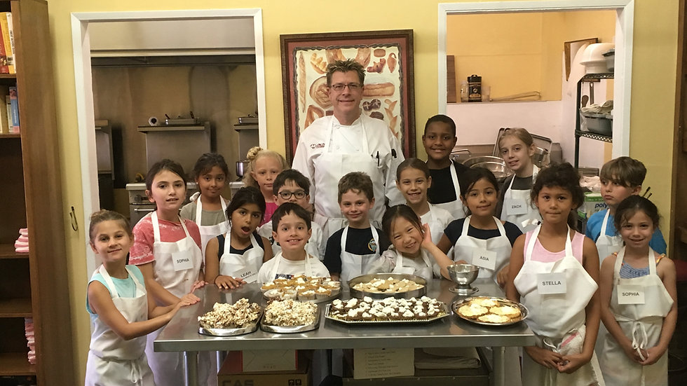 Chef Eric's Culinary Cooking Camp