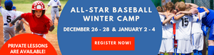 All Star Baseball Winter Camp