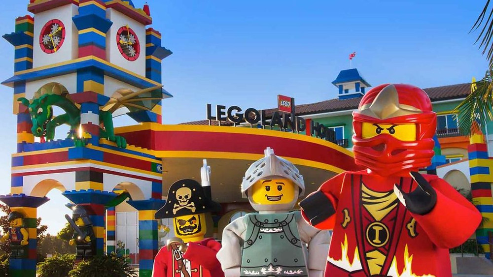 Cheap Tickets to LEGOLAND California