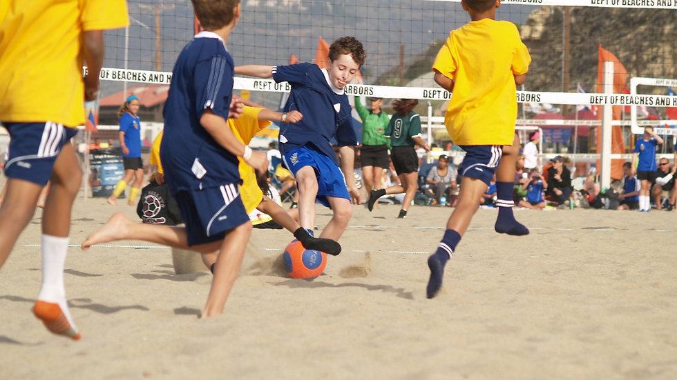 Los Angeles Soccer Association