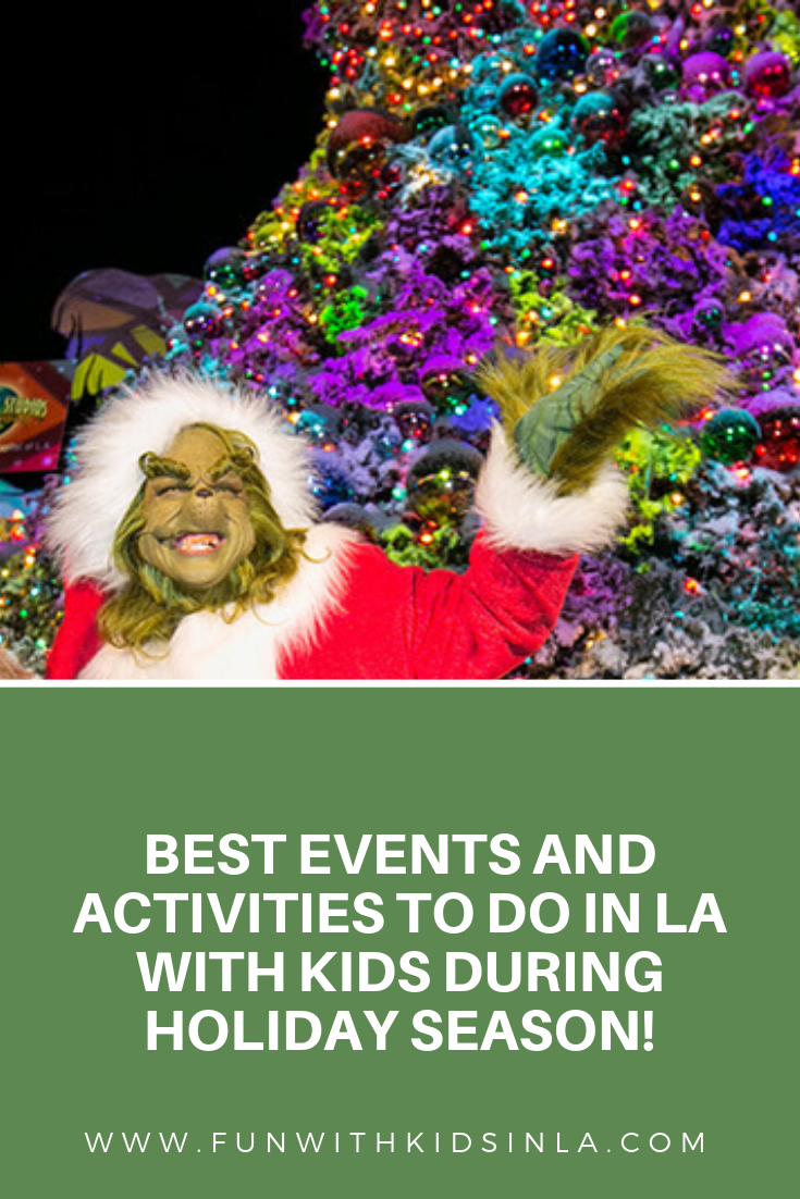 HOLIDAY EVENTS NEAR ME 2019