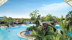The World's Largest Spa And Water Park Should be on Your List For Your Next Family Vacation!