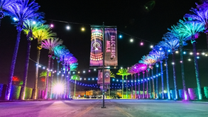 Insomniac's Electric Mile Drive-Thru Experience is A Must See in 2021!