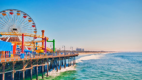 Santa Monica Pier is Now Open With Restriction!