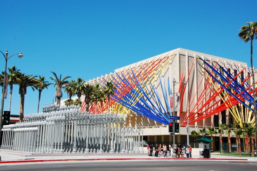 LACMA, Fun With Kids in LA, LA Museums