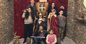 Giveaway For Family 4 Pack of Tickets to LA Dragon Studios' Escape Room!