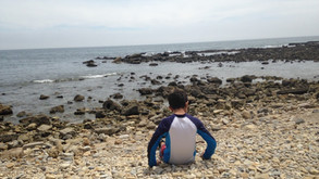 Adventure With Kids At White Point Beach!