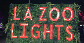 L.A. Zoo Lights is Offering 100 $10 Tickets Each Night till January 5, 2020!