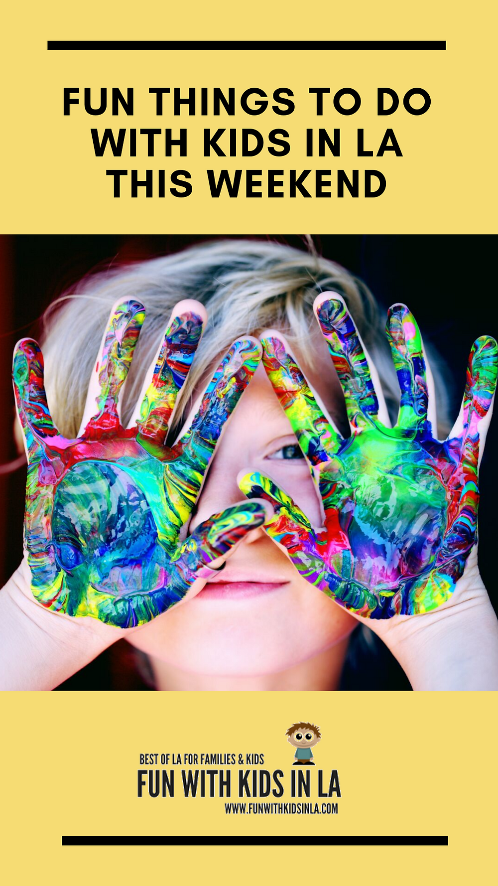 Fun things to do with kids in LA